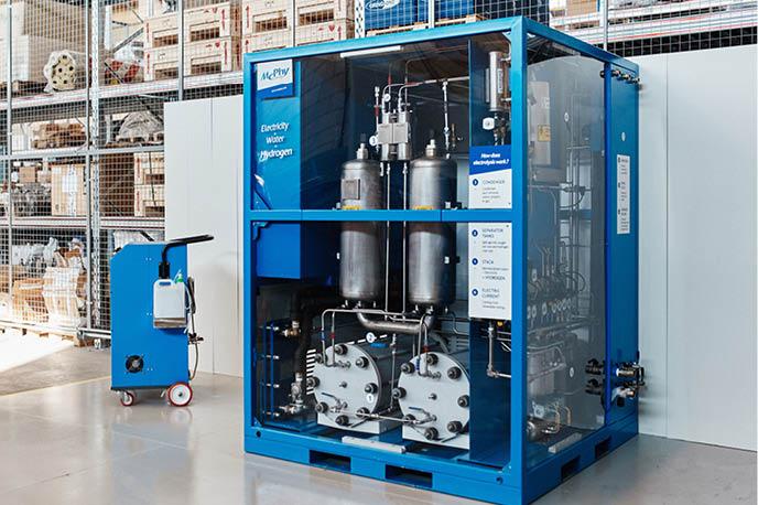 Image result for electrolyzer