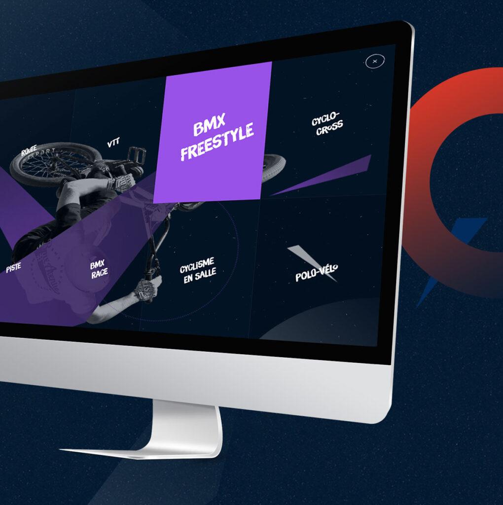 image menu disciplines site FFC