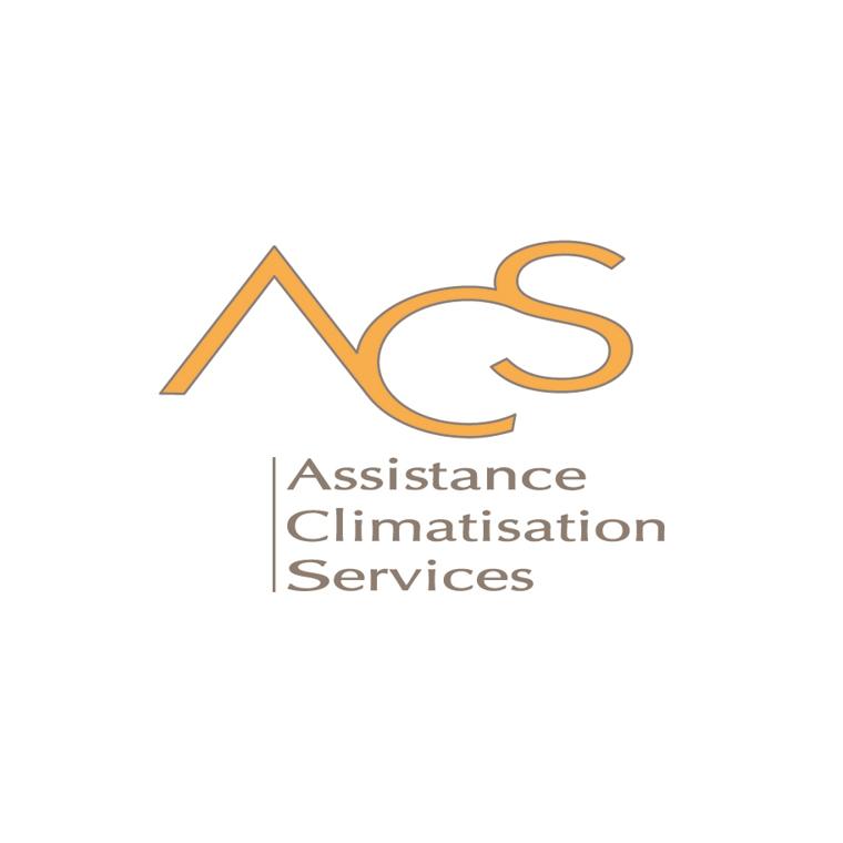 Logo ACS - Assistance Climatisation Services