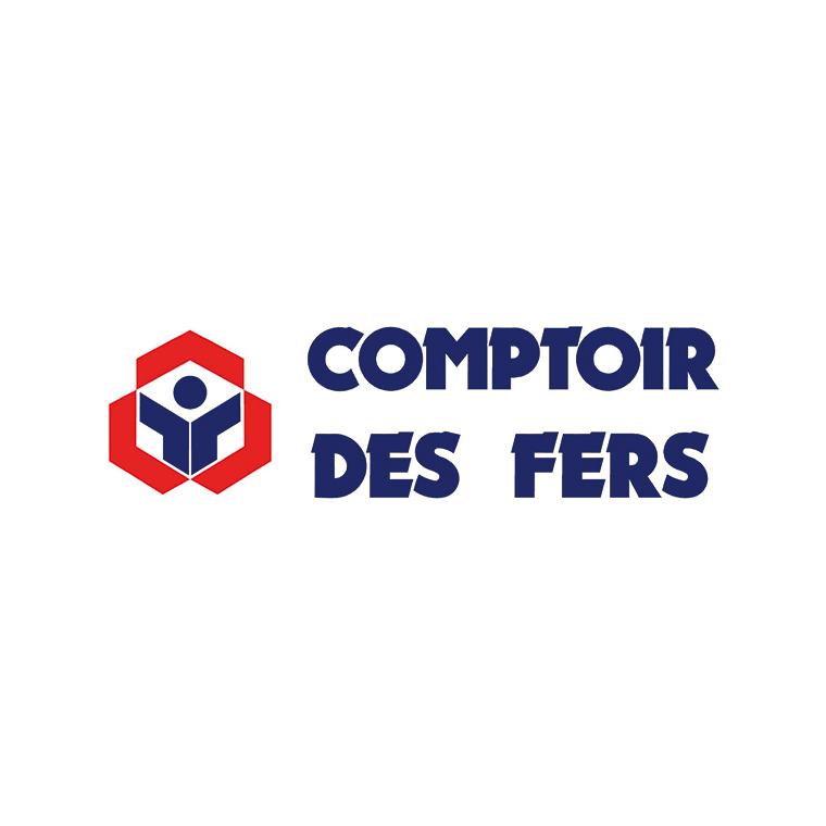 Logo Comptoir des fers CGFQ