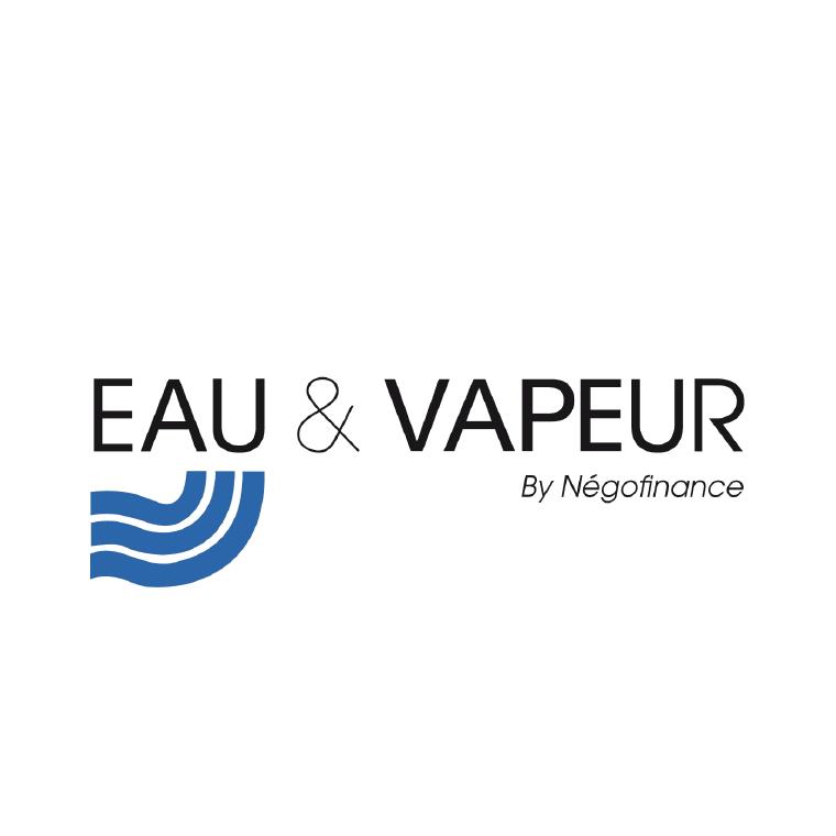 Logo Eau & Vapeur