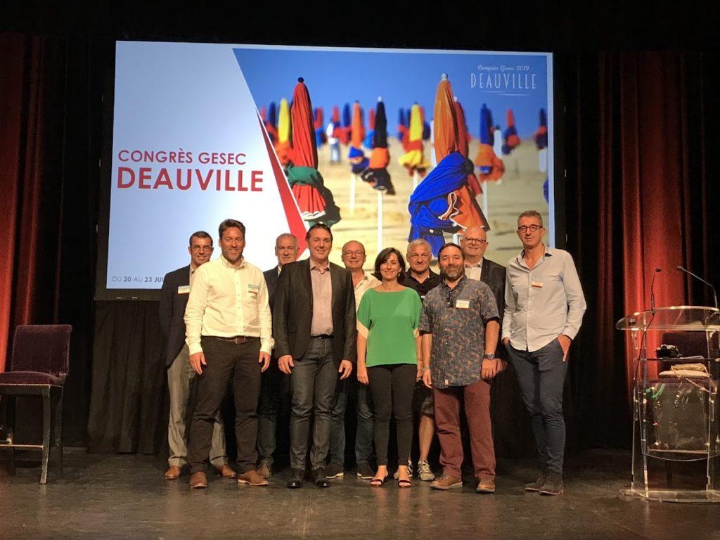Assemblé Générale Congrès Deauville GESEC
