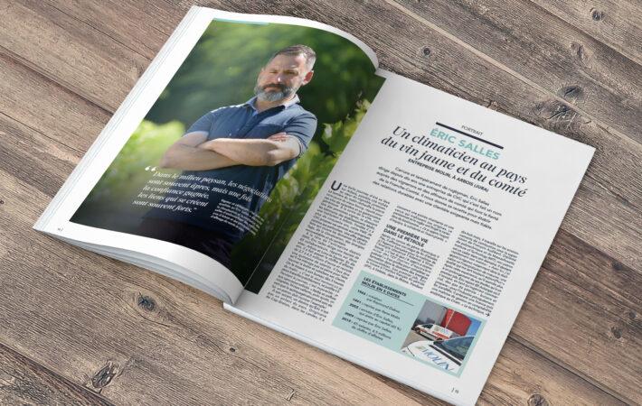 Couverture GESEC Magazine Automne 247