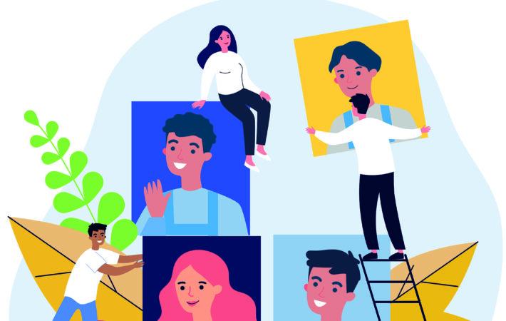 illustration éclairage expert - ressources humaines