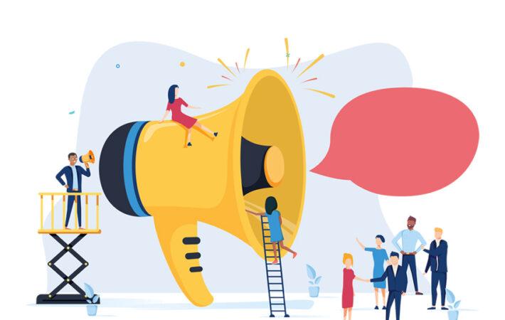 illustration éclairage expert- communication goodies