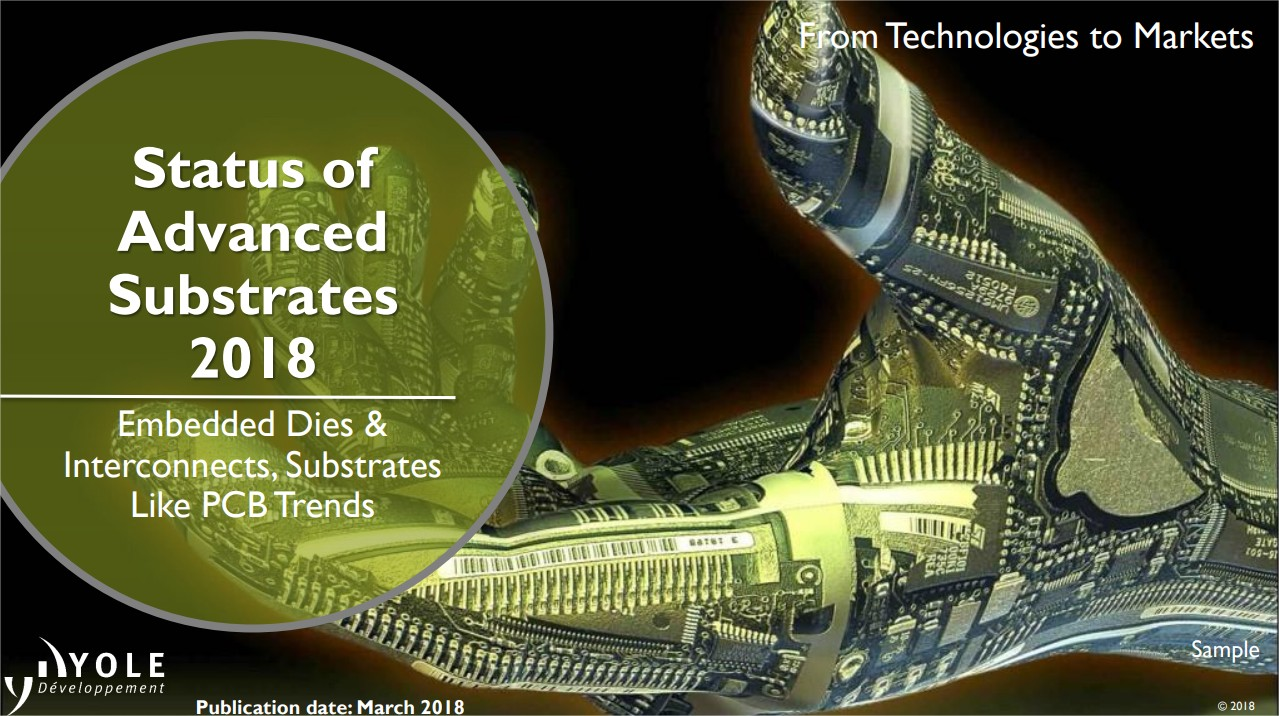 Couv Status of advanced substrates 2018