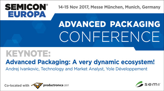 Advanced Packaging Andrej Ivankovic - Yole Développement