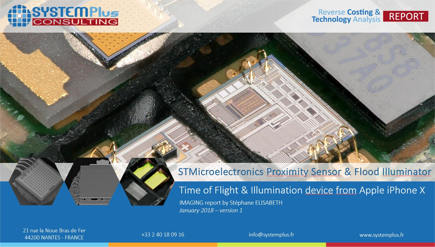 STMicroelectronics Proximity Sensor Floor Illuminator