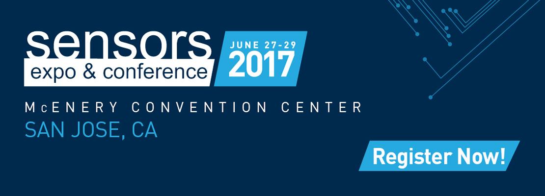 SensorsExpoAndConference 2017