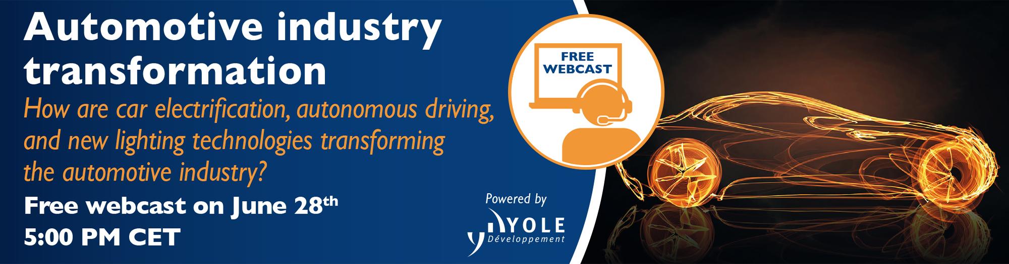 webcast automotive autonomous lighting electrification yole developpement 2000x525
