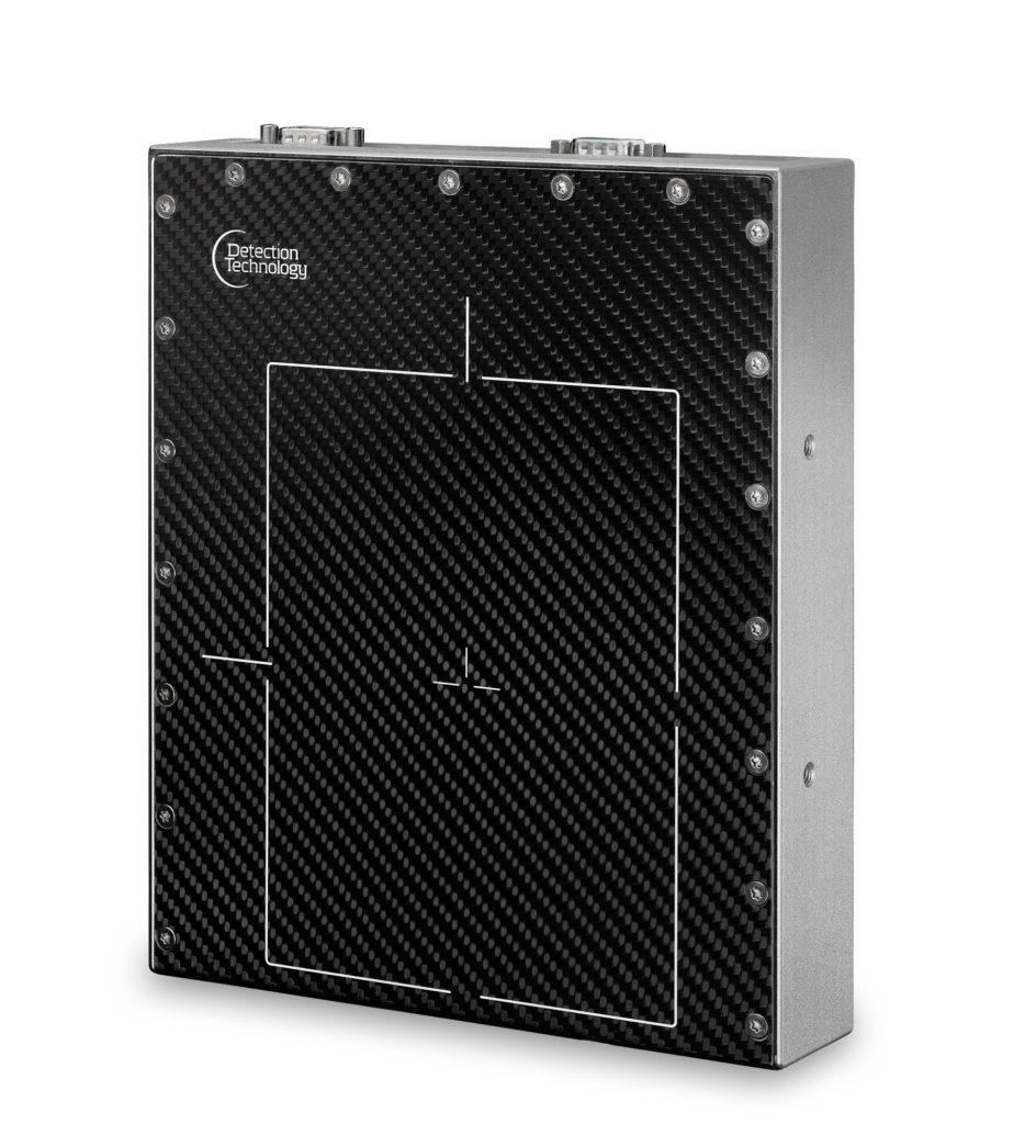 X-Panel 1511 CMOS X-ray flat panel detector - Courtesy of  Detection Technology