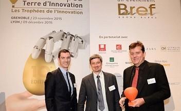 Tronics gypro industrial innovation award