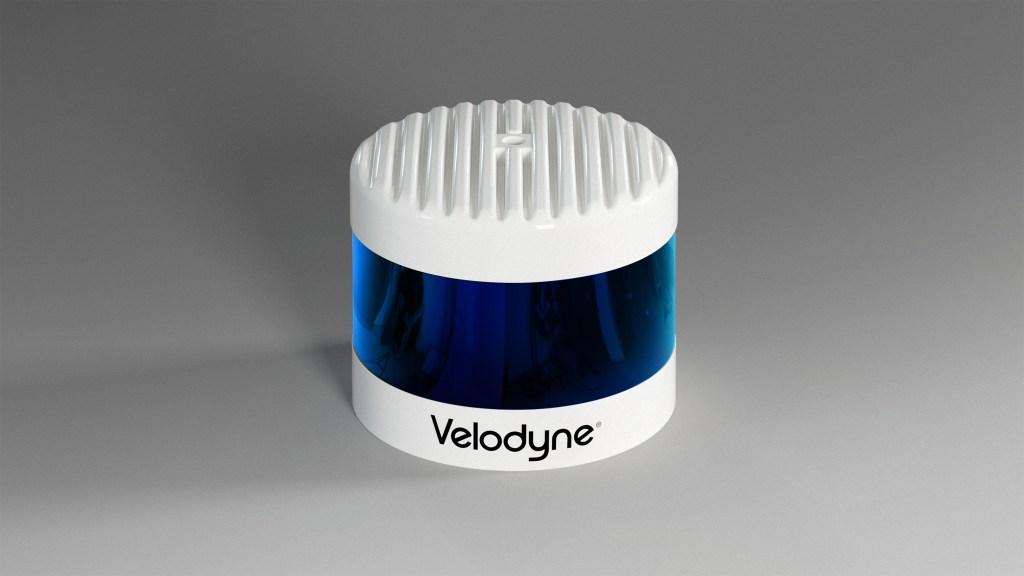 Velodyne Yole