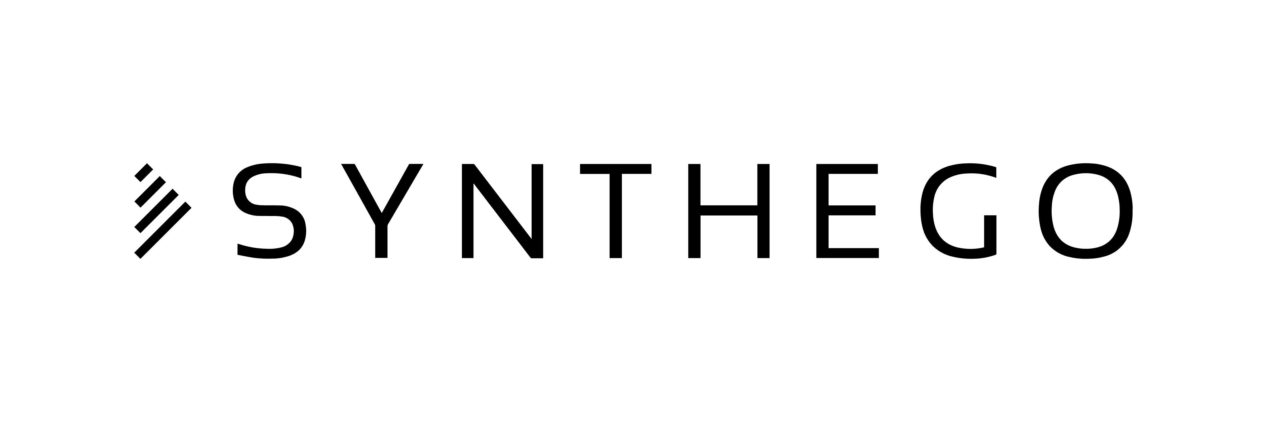 synthego logo black2x