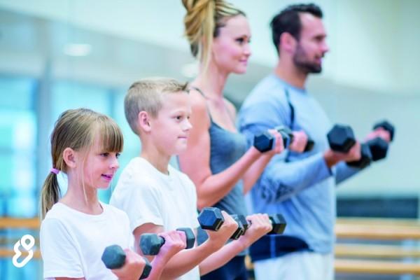 Sport Parents & Enfants