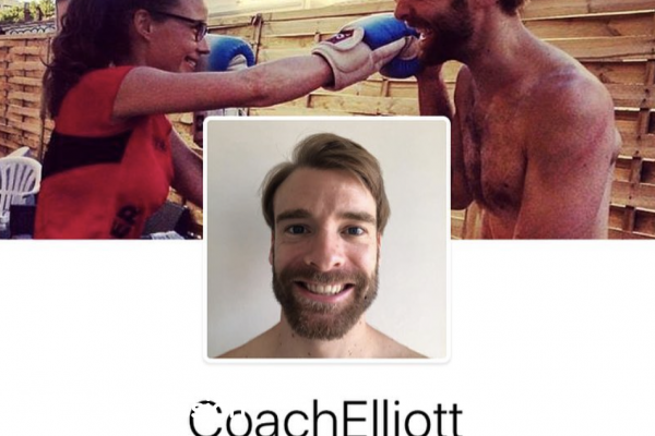 Coach Elliott