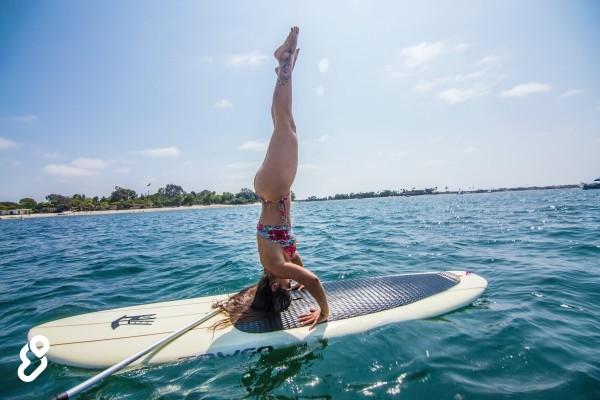Paddle Yoga