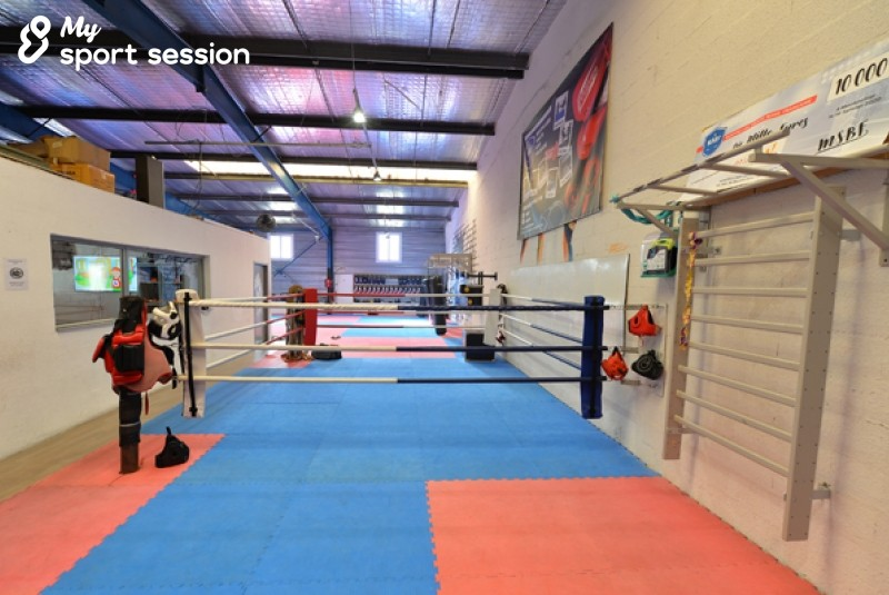 Montpellier Savate Boxe Française