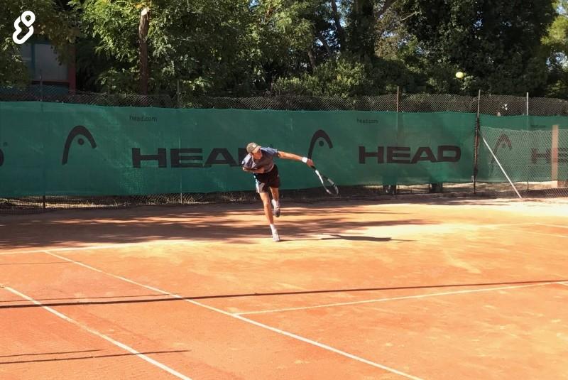 Pierre-Rouge Tennis