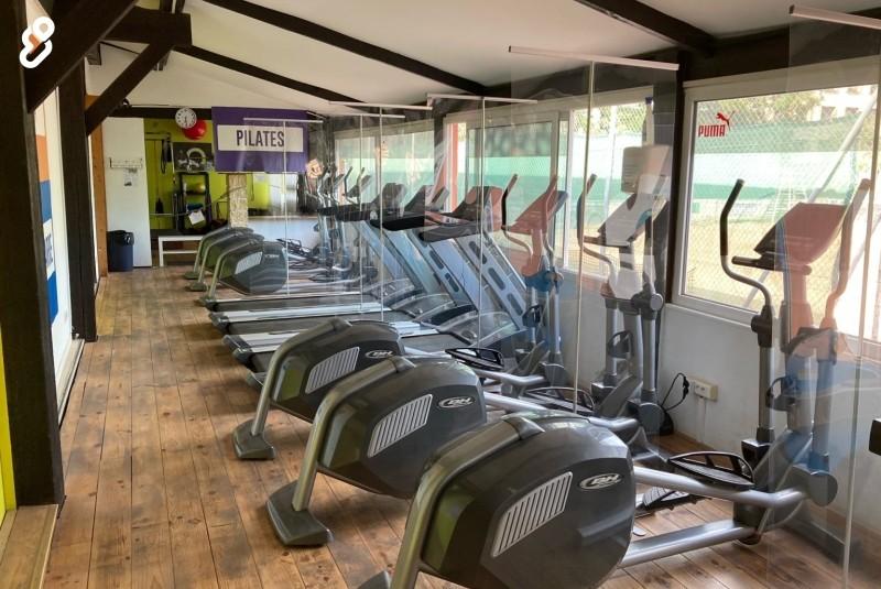 Fitness Club de Pierre Rouge