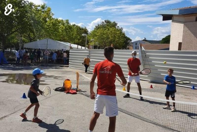 Tennis Club de Saint Gély