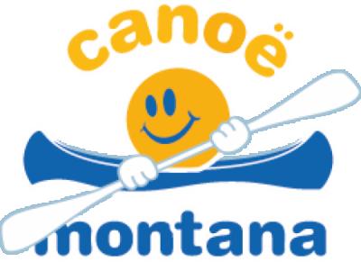 Canoë Montana
