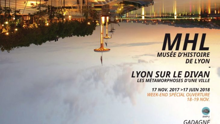 """Exposition """"Lyon sur le divan"""", Musées Gadagne"""