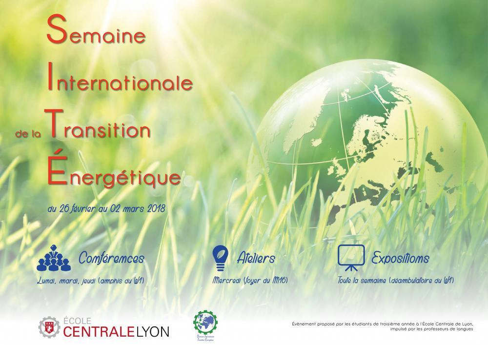Transition énergétique Ecole Centrale de Lyon