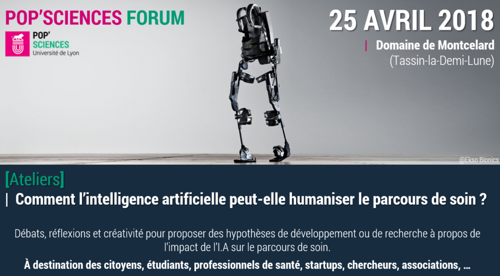 ateliers sante intelligence artificielle