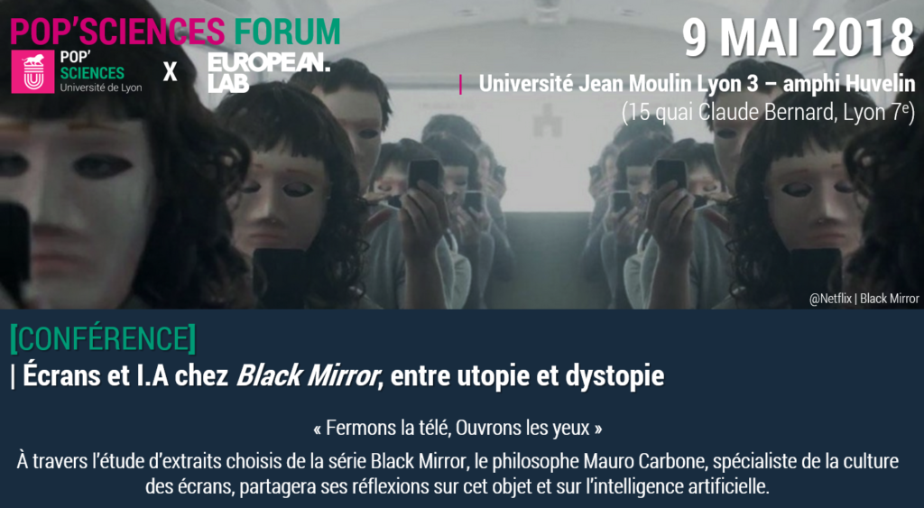 black mirror european lab popsciences intelligence artificielle écran