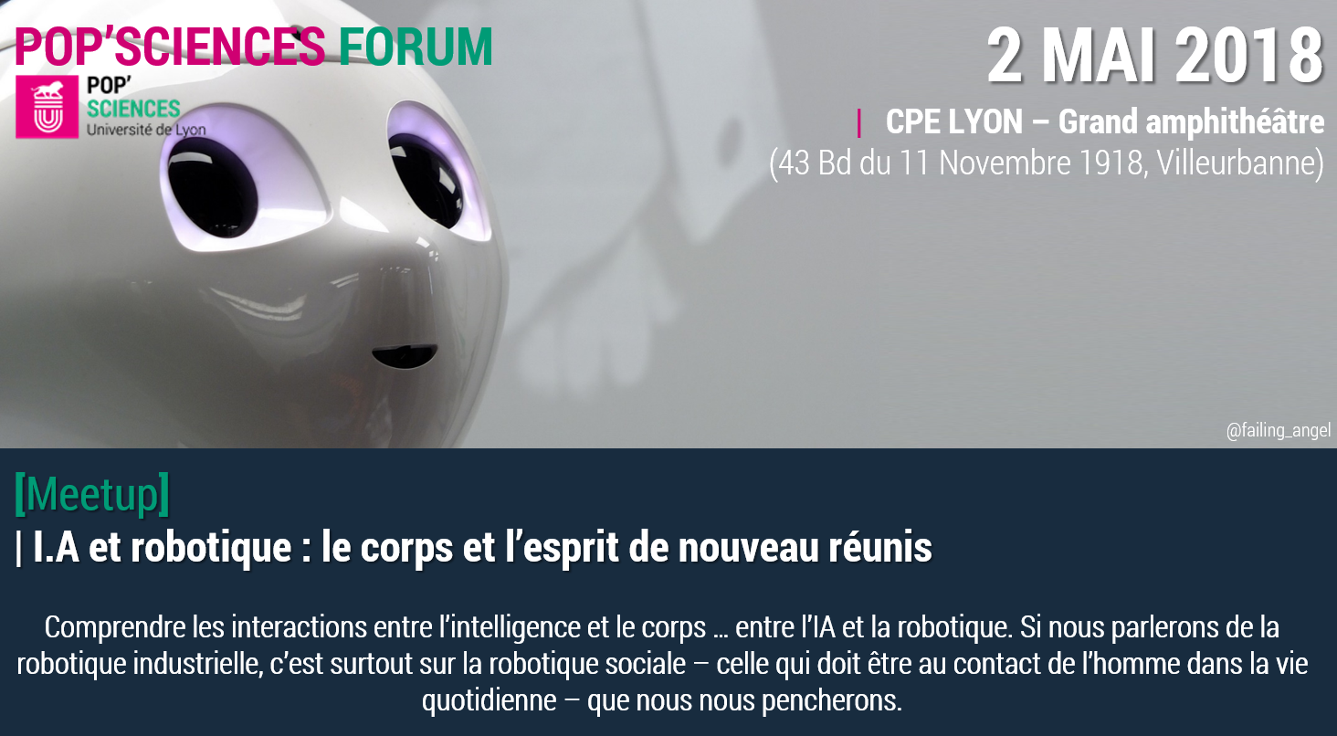 popsciences forum robotique sociale intelligence artificielle