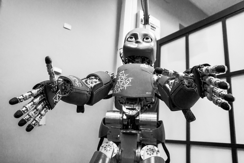 Pop'Sciences Mag intelligence artificielle icub robot @ViséeA