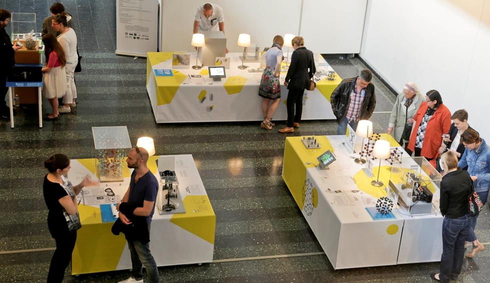 Exposition Bling Bling L'art de scruter la matière par Association Française de Cristallographie - AFC