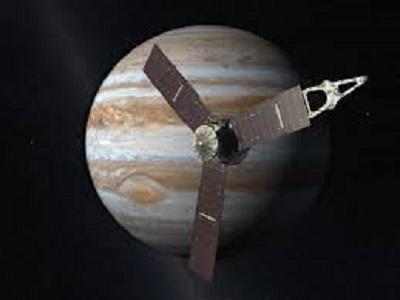 Conférence sur la mission Juno autour de Jupiter