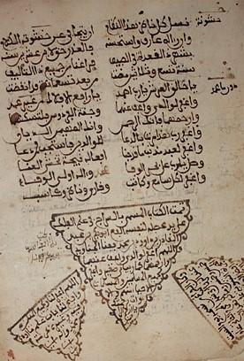 Manuscrits de Tombouctou et Bamako- lecture et décryptage de ce trésor