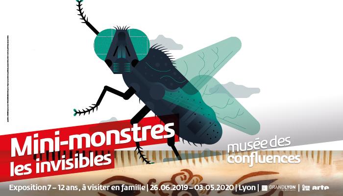 Mini-monstres, les invisibles