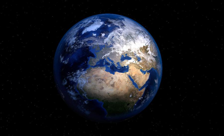 Notre planète - musée des Confluences