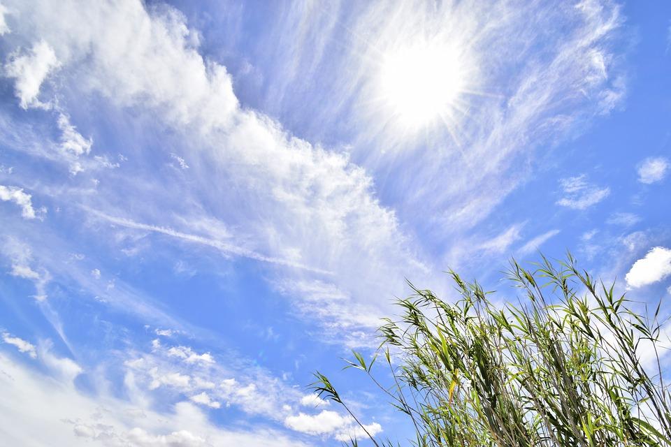 photo de nuages
