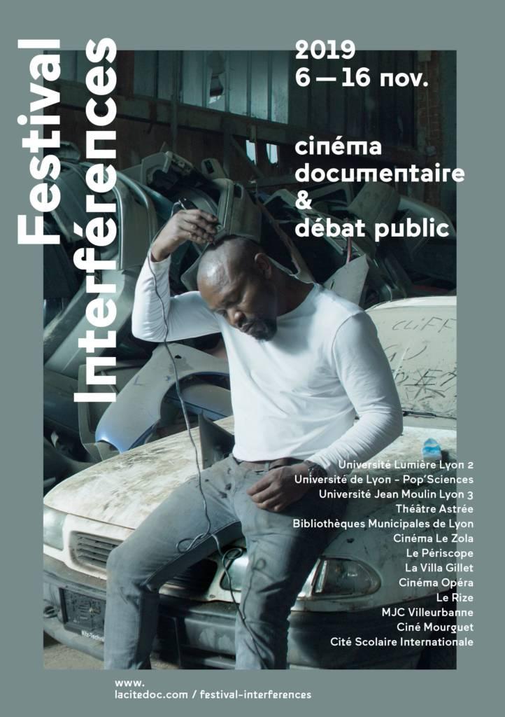 Affiche Festival Interférences 2019