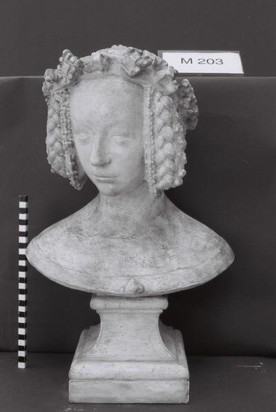 Portrait de Jeanne de Boulogne