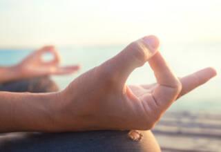 Symbole méditation