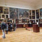 Repérage au Musée des Beaux-Arts et d'Archéologie de Vienne