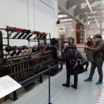 Repérage au Musée de l'Industrie textile