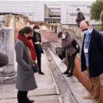 Repérage au Musée et sites de Saint-Romain-en-Gal