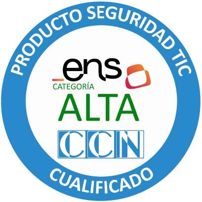 Producto de seguridad TIC cualificado