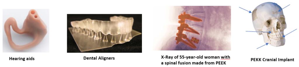 Polymer medical application