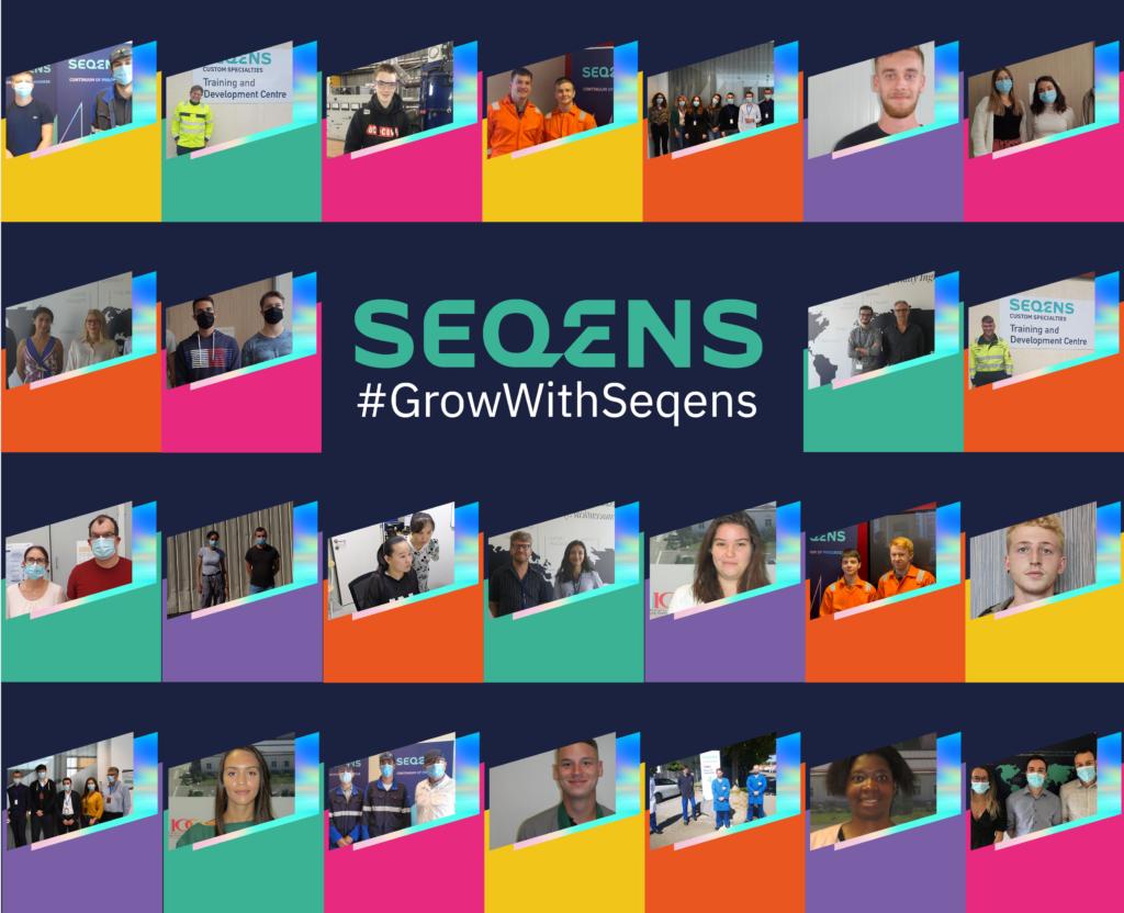 Promotions 2020/2021 des alternants et stagiaires chez Seqens