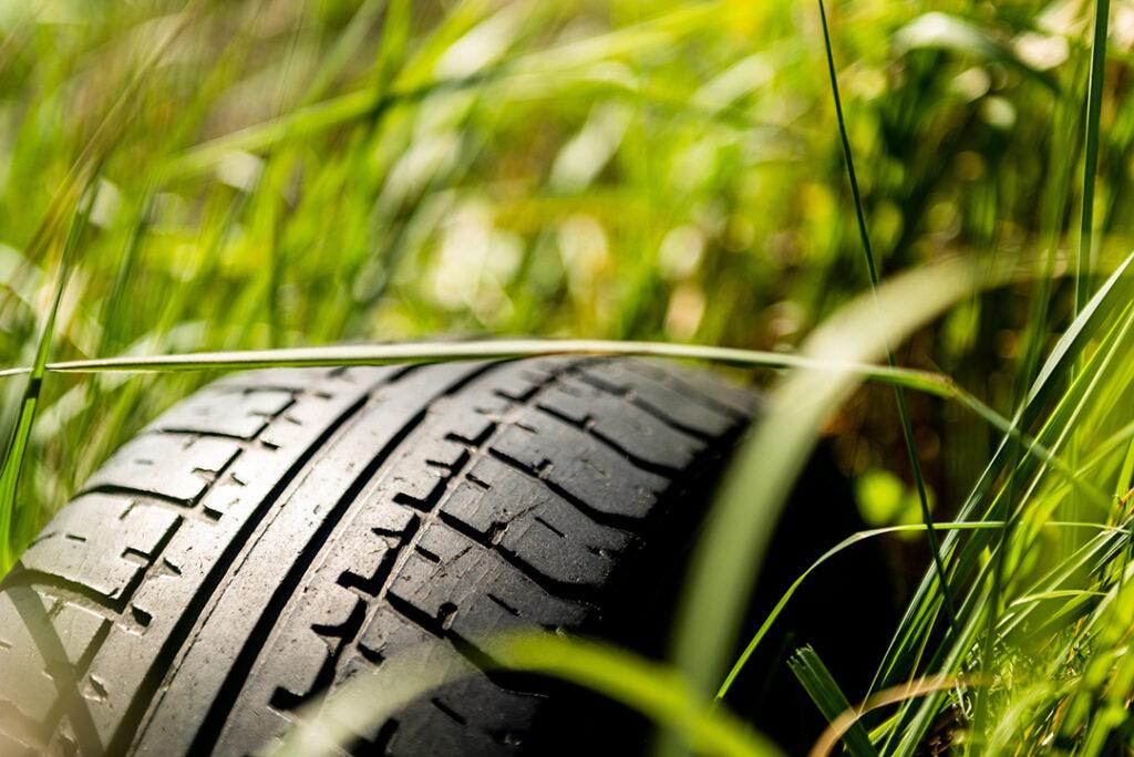 green-tire