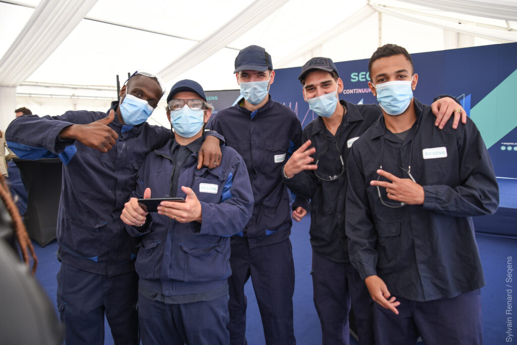 Seqens VLG Team