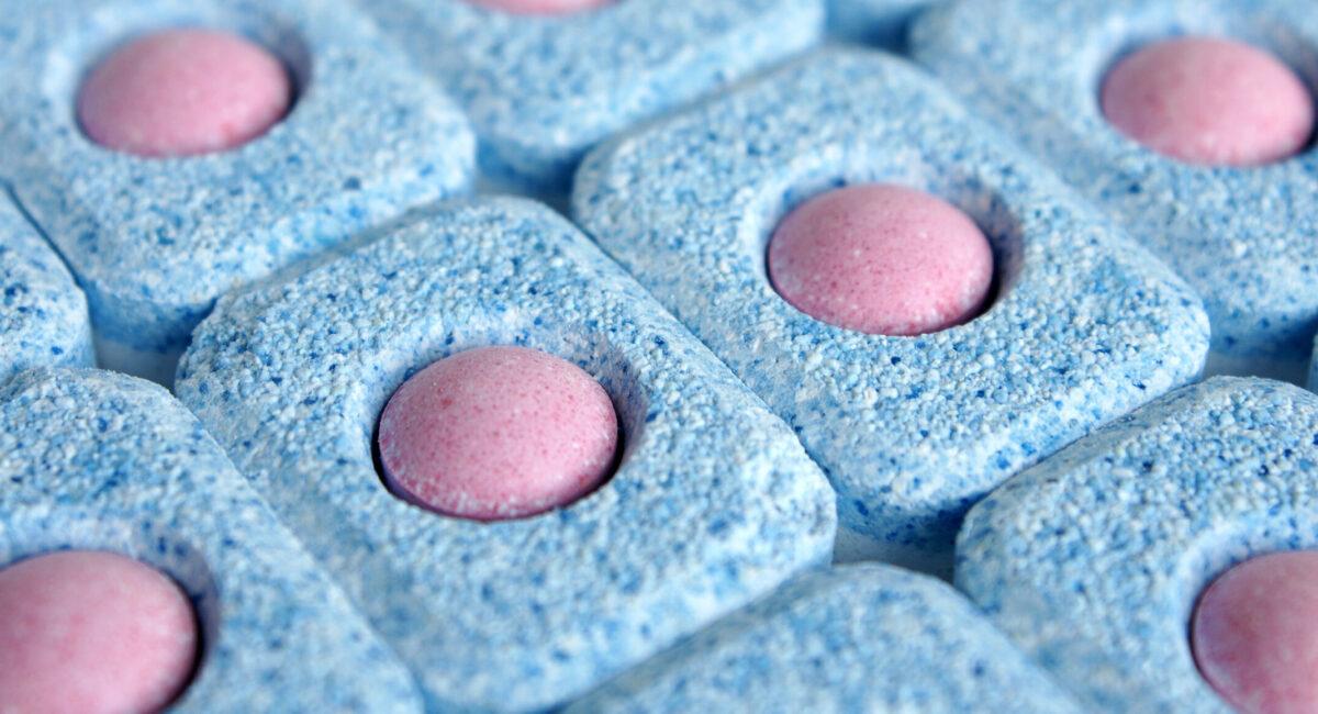La gamme de Nabion de Seqens Mineral Specialties pour les tablettes de lave-vaisselle